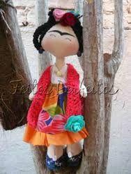 Resultado de imagen para frida kahlo muñecas