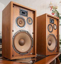 Golden Age Of Audio: Pioneer CS-77A Speakers