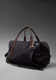 JACK SPADE  Add To Boutique  Nylon Canvas Gym Bag