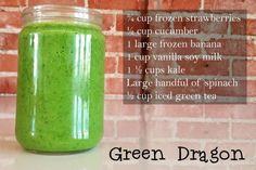 The ULTIMATE green smoothie. Get your heath on!: http://www.peta2.com/lifestyle/5-healthy-smoothies/?utm_campaign=0413%205%20Healthy%20Smoothies_source=peta2%20Pinterest_medium=Promo