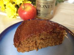 Chai-spiced honey cake for Jewish New Year!