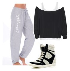 """""""Hip Hop dance time"""" by cookies-rock ❤ liked on Polyvore featuring River Island"""
