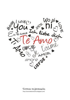 I love you! I Love You, My Love, For You, Love Messages, Statements, Love Heart, Heart Art, Tatoos, Love Quotes