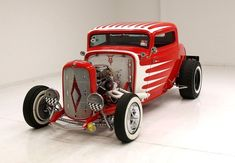 Vintage Cars, Antique Cars, 32 Ford, Kustom Kulture, Street Rods, Muscle Cars, Hot Rods, Cool Cars, Truck