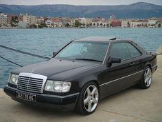 Mercedes Benz W124 300CE