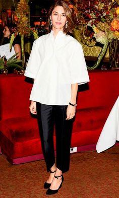 Sofia Coppola Inspired Evening Look