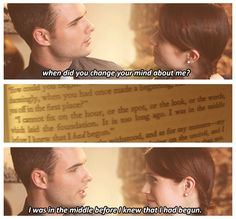 One of my favorite quotes from the book with the Lizzie Bennet Diaries.