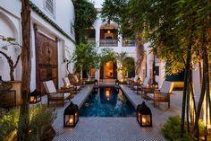 Riad Les Yeux Bleus, Morocco