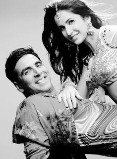Akshay Kumar and Katrina