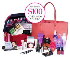 Over $330 worth of products for only $100!