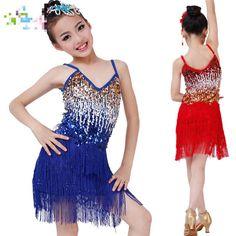 Pas cher Livraison gratuite fille latine robes kid 's robe de scène de spectacle latine robe de fille costume de danse de salon usure vêtements pour enfants, Acheter  Salle de danse de qualité directement des fournisseurs de Chine:  []-[Personnalisé]-[10685]  []-[Personnalisé]-[8888]   Description      Livraison gratuite fille latine robes d'enf