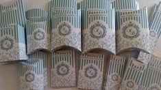 Rótulos para kit toalete - 2 kits azul t