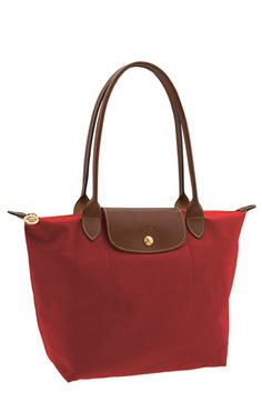 I love my Longchamp bags but I could always use a new red, black, or a pretty spring green one.