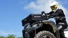 Bolsa para rack dianteiro de quadriciclo - LojadoQuadriciclo.com