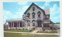 St. Clair Shores, Michigan MI ~ White's Old House *