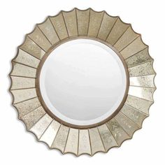 Amberlyn Wall Mirror, Multicolor