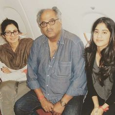 Instagram post by Boney Kapoor • Apr 22, 2018 at 7:39pm UTC Real Queens, Film Releases, Most Beautiful Indian Actress, Grey Tee, Her Smile, Perfect Photo, Mom And Dad, Indian Actresses