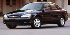 NHTSA probing 2000-2003 Ford Taurus and Mercury Sable models over throttle issue