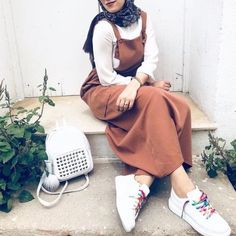 Cute and girly hijab clothing – Just Trendy Girls