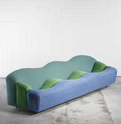 // Pierre Paulin, ABCD Sofa for Artifort, 1968.
