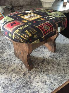 ELLES CAGE children stool. Little hunter $28
