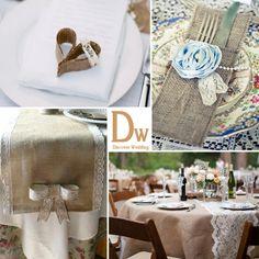 COLLAGE-svadba-rustic-decor-stola