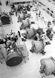 J-2 production line