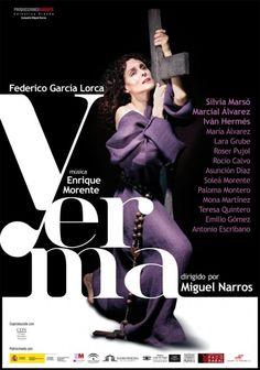 Yerma de Federico García Lorca, con Silvia Marsó y la dirección de Miguel Narros (2012)