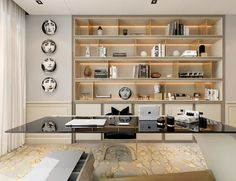 Crazy home office de