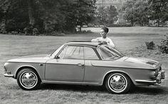 1961 Volkswagen Karmann Ghia 1500 Type 34