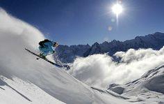 Drift HD Ghost: Backcountry Skiing With Aurelien Ducroz