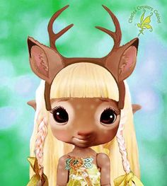art dolls ball-jointed dolls designer toys charles creature cabinet character design