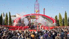 Head off to Spain's Ferrari Land