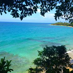 Punta Uva at Costa Rica