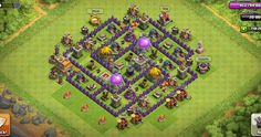 Level 7 Farming Base
