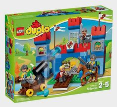 "LEGO DUPLO Big Royal Castle (10577) - Toys""R""Us http://fave.co/2cClJOx"