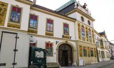 Melk Abbey, Austria; Read stories at www.whattravelwriterssay.com Wachau Valley, Travel Articles, Austria, Travel Destinations, Mansions, House Styles, Road Trip Destinations, Manor Houses, Destinations