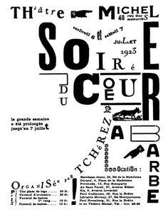 Дизайн и Современность. Размышления о новом и старом в типографике ХХ века. Часть 1   Про дизайн   Advertology.Ru
