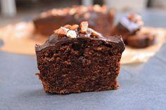 Schoko-Nuss-Kokos-Kuchen