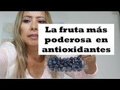 La fruta con màs antioxidantes. Poderosa. Lita - YouTube Crochet Necklace, Youtube, Medicine, Home, Foods, Health, Brain, Crochet Collar, Youtubers