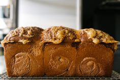Soft and fluffy, with a swirl of cheddar cheese baked inside, this loaf is about to shake your world with cheesiness!