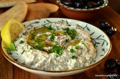 Like its cousin, hummus, baba ganoush is a very simple dish. http://theviewfromgreatisland.com/2013/08/smokey-baba-ganoush.html