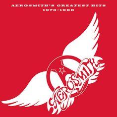 Aerosmith's Greatest Hits Best Classic Rock, Classic Rock Albums, Classic Rock Bands, Classic Rock And Roll, Rock N Roll, 80s Rock Bands, Rock Album Covers, Classic Album Covers, Music Album Covers