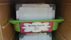 Writing boards