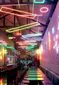 Incredible Bar Interior Design with Tropical Inspirations! Incredible Bar Interior Design with Tropi Pub Design, Bar Interior Design, Hotel Room Design, Restaurant Interior Design, Cafe Interior, Commercial Interior Design, Design Interiors, Modern Hotel Room, Nightclub Design