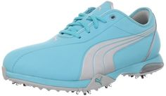 Look great on the golf course with these stylish looking womens PG royaltee wns golf shoes by Puma