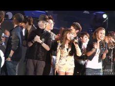 [飯拍] 091010 Dream Concert SM town-去旅行吧+Ending (1)