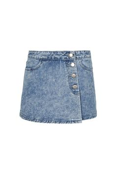 #Denim #Skorts #AcidWash #TALLYWEiJL #Summer #MustHave