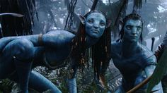 Avatar Sequels: James Cameron Says Those Weird Titles Are Real; Kate Winslet Held Her Breath Longer than Tom Cruise; Live-Action Filming Starts This Year Avatar Films, Avatar Movie, Avatar Characters, Stephen Lang, Michelle Rodriguez, Zoe Saldana, Avatar James Cameron, Avatar Poster, Pinturas Disney