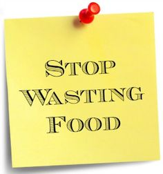 Buitenland: Stop wasting food - 10 ways to reduce food waste